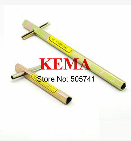 Fast Deliver Best Price! Kone Elevator Parts Triangle Key 8mm Long 100mm 10 Pieces/200mm/300mm/500mm