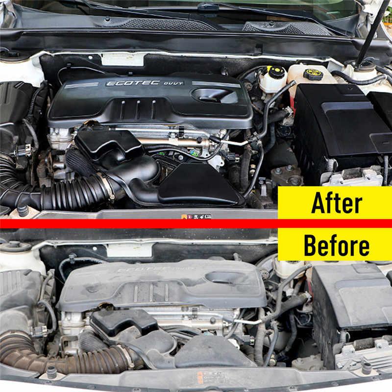 รถ 20ML 1:8 เจือจางน้ำ = 180ML เครื่องยนต์ทำความสะอาดขจัดคราบน้ำมันหนักรถทำความสะอาดหน้าต่างทำความสะอาด TSLM1