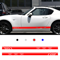 Для Mazda MX5 CX 3 5 9 вагон  седан Koeru Kai Hazumi Concept MPS Takeri наклейки для автомобиля наклейки 1 пара (L + R)