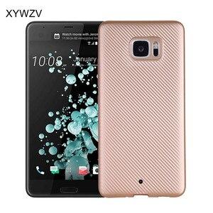 Image 5 - sFor HTC U Ultra Case Soft TPU Armor Shockproof Silicone Phone Case For HTC U Ultra Cover For HTC Ocean Note / U Ultra Fundas