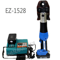 EZ 1528 Rechargeable Electric hydraulic pressure pipe wrench PEX Battery Pipe Crimping Tool for Viega Type Copper