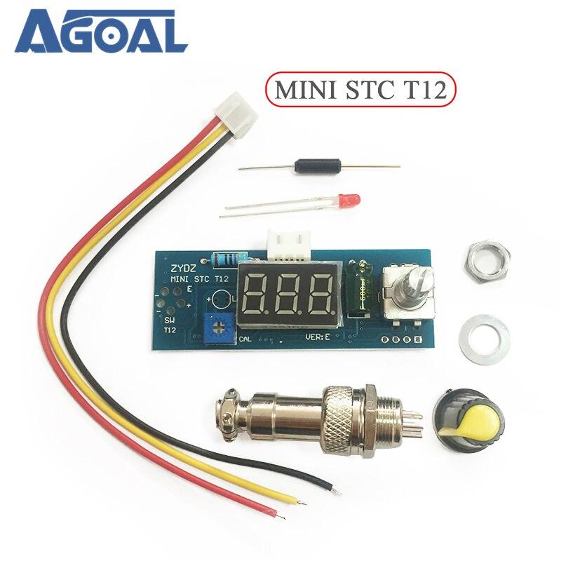 Soldering Iron Station Temperature Controller Digital for HAKKO T12 Handle BSG