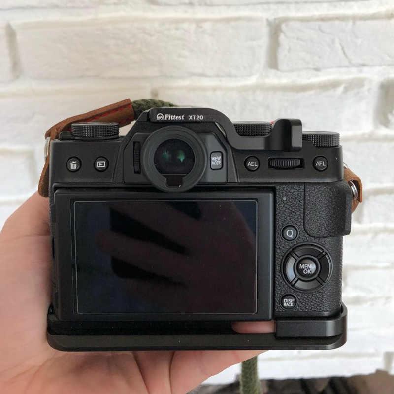 """Приспособленных упор для большого пальца защитная накладка Крышка для внешней вспышки типа """"Горячий башмак для ЖК-дисплея с подсветкой Fujifilm XT10 XT20 FUJI X-T10 X-T20 XT30 Камера"""