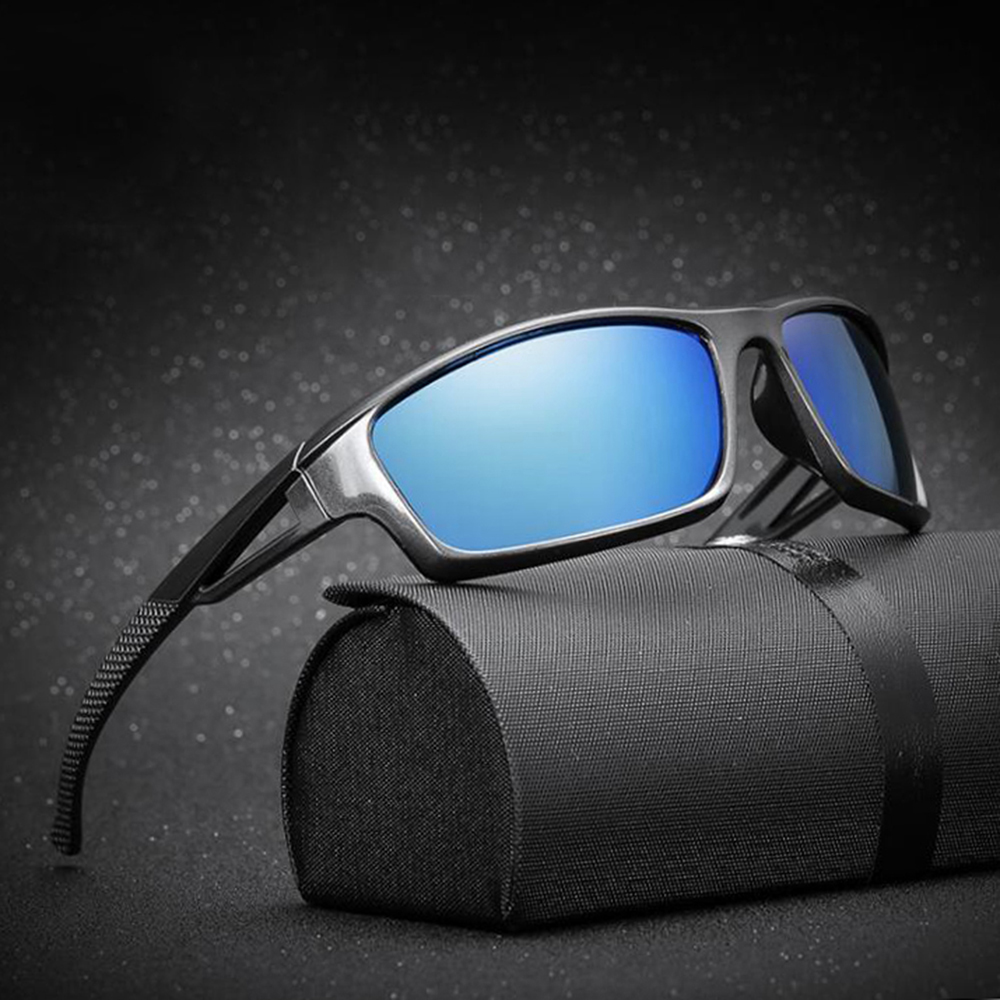 Polarized Driving Goggles 2019 New Design Bike Riding Sunglasses Cycling Glasses For Men Women Eyewears Night Vision Glasses
