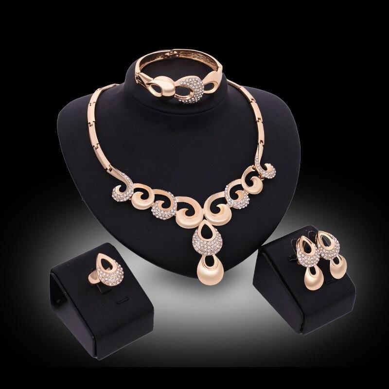 Aliexpress.com : Buy SOXY Classic Dubai Jewelry Sets For ...