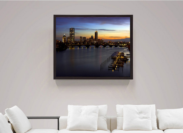 Online Shop Vintage home decor Modern USA new york city pictures on ...