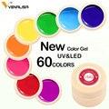 Venalisa 180 color 5 ml Diseño de Arte de uñas uv led laca de gel remojo de color uv led pintura esmalte uñas esmalte gel laca barniz gel