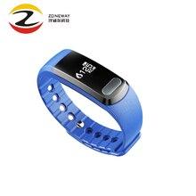 SX102 умный браслет bluetooth монитор сердечного ритма трекер часы будильник Smart Браслет для андроид iOS PK M2 miband