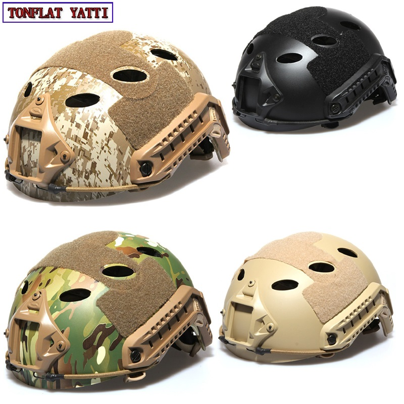 2018 New JPC Tactical Helmet Gear Outdoor Airsoft Helmet Voodoo Paintball Air Gun Live CS Game Protective Field hunting Helmet
