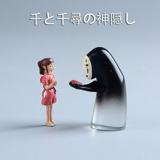 Мини-фигурки героев аниме Унесенные призраками 4