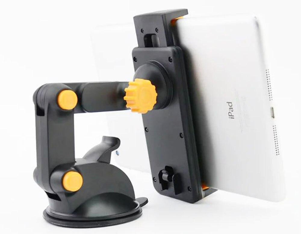Suction font b GPS b font Mobile Phone font b Car b font Holders Adjustable Foldable