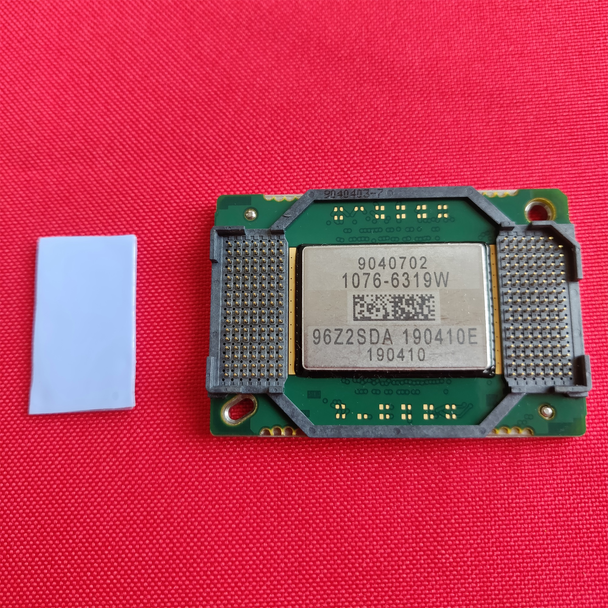 1076-6319W 1076-6318W 1076-6328W 1076-6329W 1076-632AW 1076-631AW big DMD chip for projectors projection same use