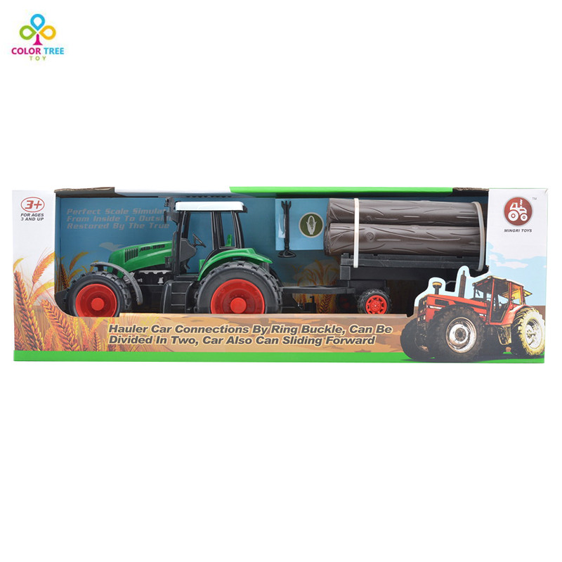 Tractor Toys For Boys : Online buy wholesale tractor trailer from china