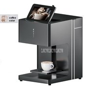 EB FT4 Milk Foam Art Coffee Printer Wifi Automatic Chocolate Pattern Drawer Selfie Coffee Printing Machine for Cappuccino Cake