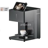 EB FT4 Milk Foam Art Coffee Printer Wifi Automatic Chocolate Pattern Drawer Selfie Coffee Printing Machine for Cappuccino Cake