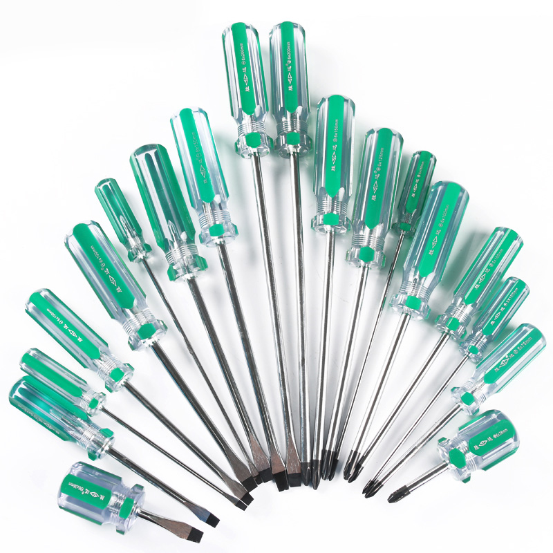 High Quality 2Pcs/Lot Mini Screwdriver Tools Phillips & Slotted Professional Industrial Tools All Type