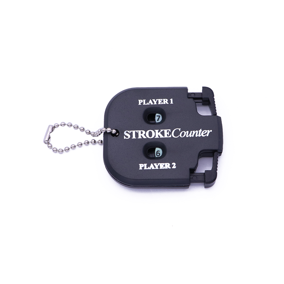 Golf Stroke And Putt Scorer Score Counter (Black)
