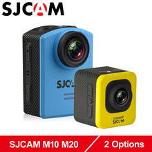 Original SJCAM M10 M20 Action Camera HD 1080P Sports DV 1.5 LCD 12MP CMOS Mini Camcorder Diving 30M Waterproof Camera DVR sj Cam