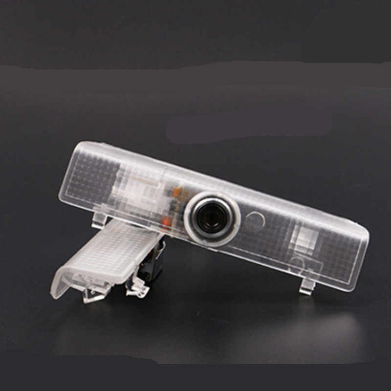 2 x לייזר LED דלת באדיבות מקרן צל אור עבור ELGRAND E50 E51 E52
