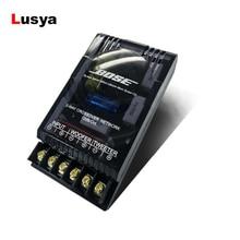 Аудио разделитель частоты 2 пути автомобильный аудио делитель частоты HIFI двухсторонний аудио автомобильный делитель для модификации динамика