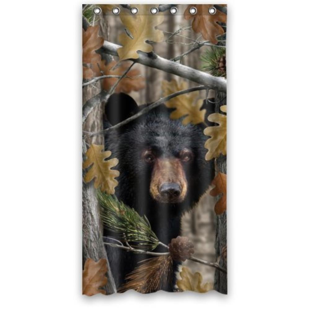 Rustic Bear Vanity Light Fixture 4 190 95 159