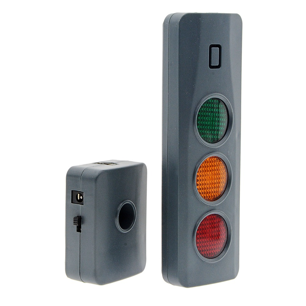 Parking Garage Sensor Lights: New Car Parking Indicator Safe Distance Alarm Light Garage