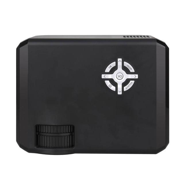 New Price M17 Mini Projector Home Theater Full HD LED Projector Mini Projetor 720P Proyector 1280x720 Movie Cinema USB HDMI Beamer