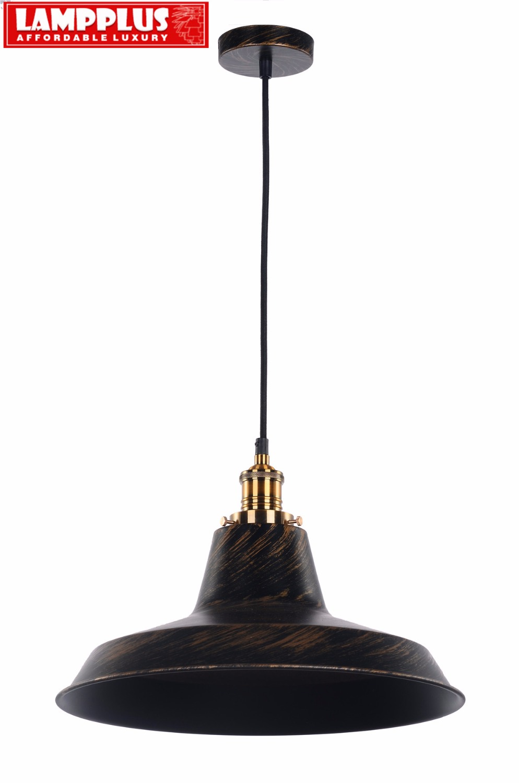 Lampplus Nordic Simple Vintage Loft Industrial Brass Pendant light Droplight Ceiling lamp for bedroom living room study hotelLampplus Nordic Simple Vintage Loft Industrial Brass Pendant light Droplight Ceiling lamp for bedroom living room study hotel