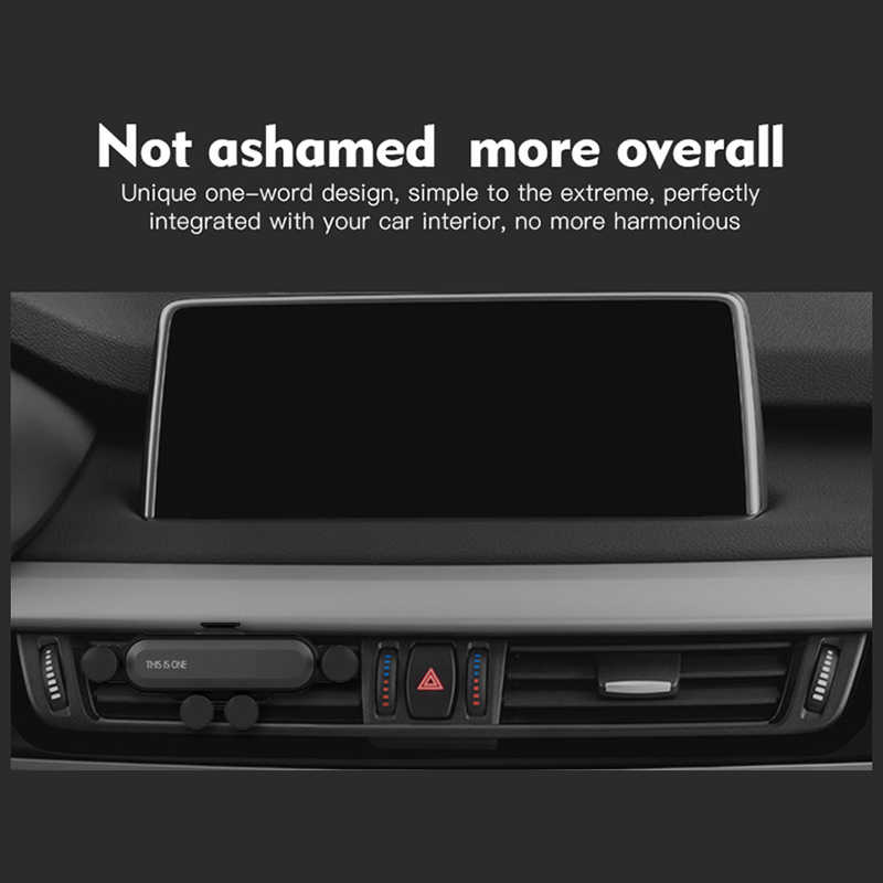 Автомобильный держатель для телефона для iphone X 5 SE 6s Xs Max samsung S10 в держатель на вентиляционное отверстие автомобиля автомобильные держатели для Xiaomi huawei подставка для мобильного телефона