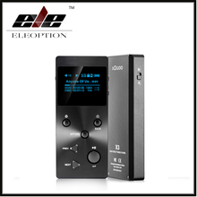 NEW XDUOO X3 Professional Lossless Music MP3 HIFI Music Player With HD OLED Screen Support 256GB