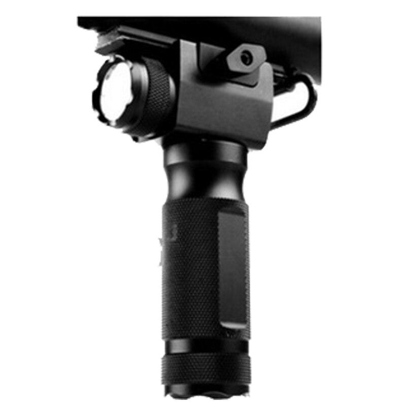 PB Ludique sac Nouveau commandement tactiques sniper jeu rouge vert laser grip lampe de poche mise à niveau matériel gel pistolet à billes rail 20mm21mm