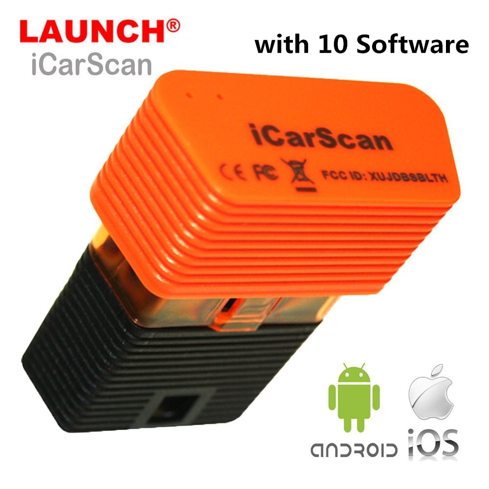 5pcs/lot LAUNCH X431 ICARSCAN for iOS Android with 10 Software Better Than Vpecker Easydiag Launch X431 iDiag Launch M-Diag ...