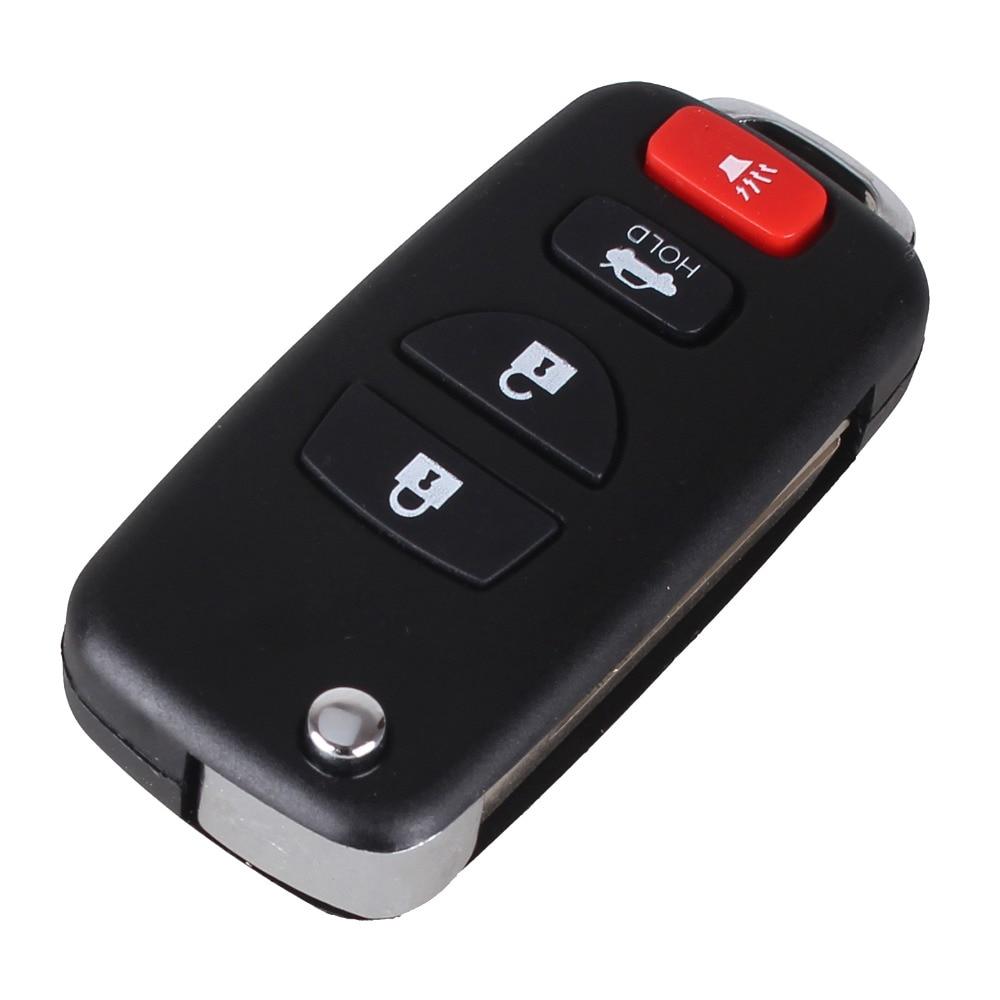 Chiave Telecomando per INFINITI G35 I35 350Z Nissan Sentra Altima Maxima 02-06 4 Button 1