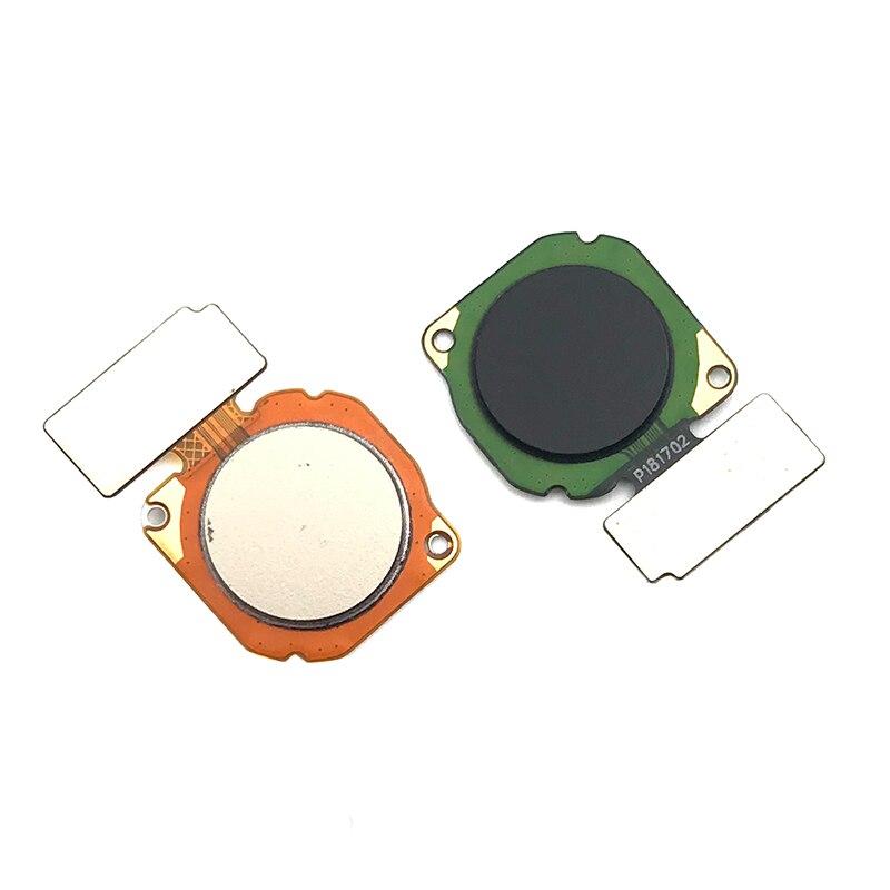 Für Huawei Nova 4e/P30 lite Home Button FingerPrint Touch ID Sensor Flex Kabel Band Ersatz Teile
