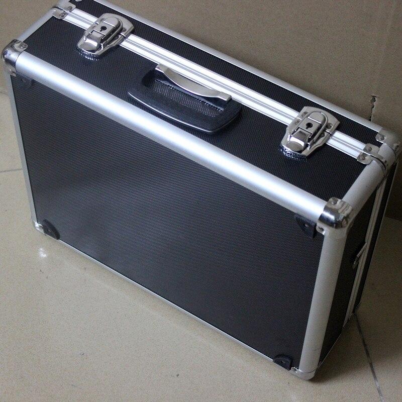 cassetta portautensili in alluminio di alta qualità custodia - Portautensili - Fotografia 6