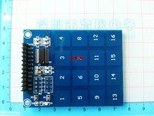Ttp229 16 сенсорный выключатель цифровой сенсорный модуль датчика
