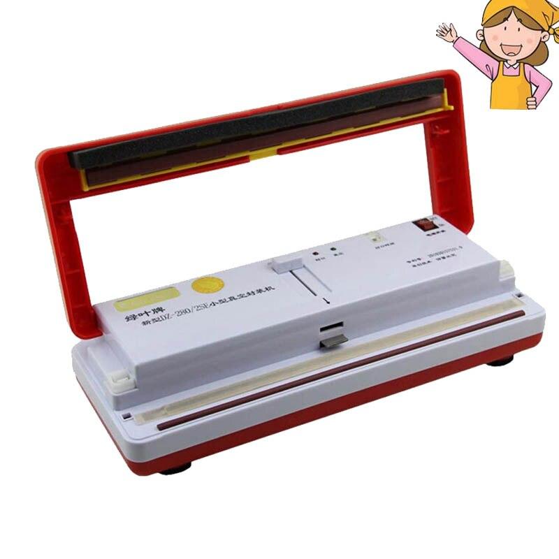 где купить Mini Vacuum Food Sealer Hot Sale Vacuum Packaging Machine DZ-2SE по лучшей цене