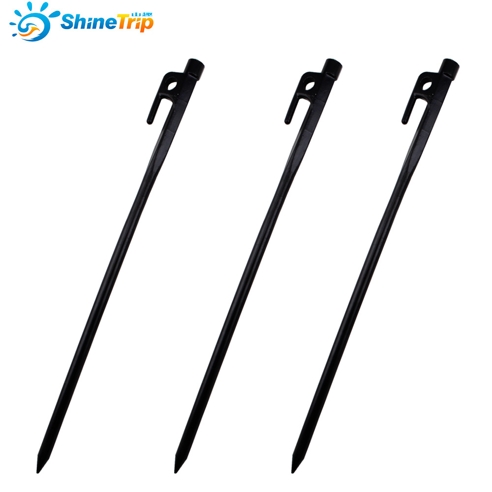121209 40cm Heavy Duty Steel C&ing Awning Shelter Canopy Tent Stakes Pegs Hook Nail Tent Nail 2pcs/lot-in Tent Accessories from Sports u0026 Entertainment on ...  sc 1 st  AliExpress.com : heavy duty tent pegs - memphite.com