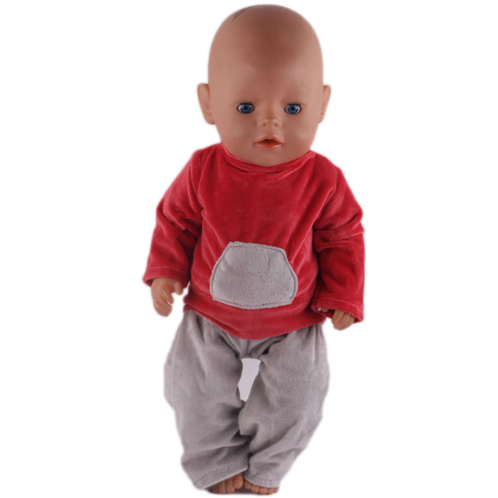 """Metallic Red Leggings Doll Clothes for 18/"""" American Girl Dolls"""