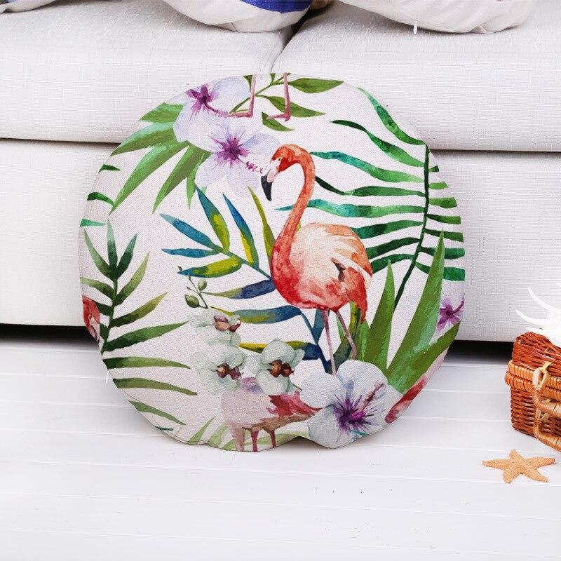 ᗑAmérica estilo campo Flores y Aves Fundas de colchón decorativo