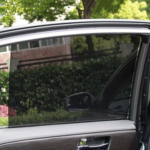 1Pair Car Styling Window Foils