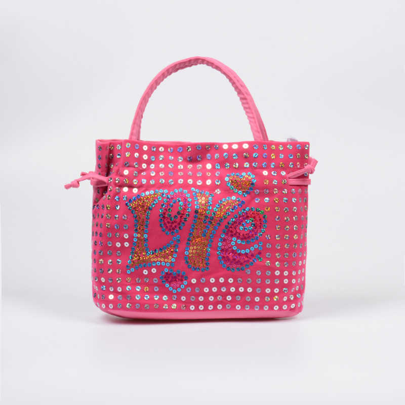 16922922e8b5 cute kids mini string purse clutch sequins baby girls sequins hand bags  tote children small wallet