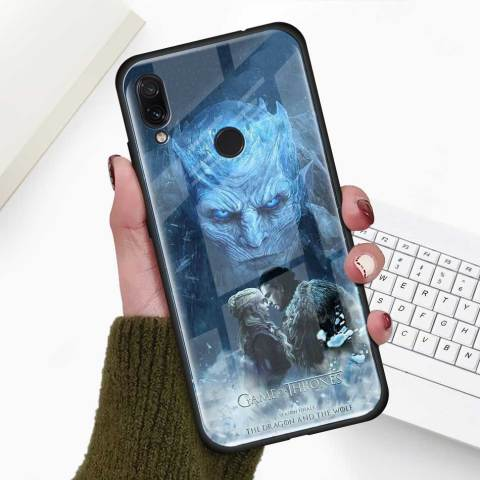 Game Of Throne House Tempered Glass Case for Xiaomi Redmi Note 7 6 Pro K20 Pro Redmi 7 Mi 9 Cell Mobile Phone Cases Cover Coque Islamabad