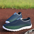 2016 New Fashion High Quality Summer Lazy Men' Casual Shoes Super Breathable Air Mesh Slip-On Flats For Male c258 15