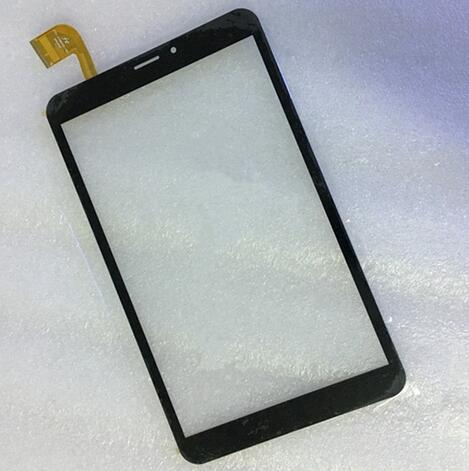 10PCs/lot New For 8 irbis TZ86 3G TZ85 Tablet Touch Screen Touch Panel digitizer glass Sensor Replacement Free Shipping new touch screen digitizer glass touch panel sensor replacement parts for 8 irbis tz881 tablet free shipping