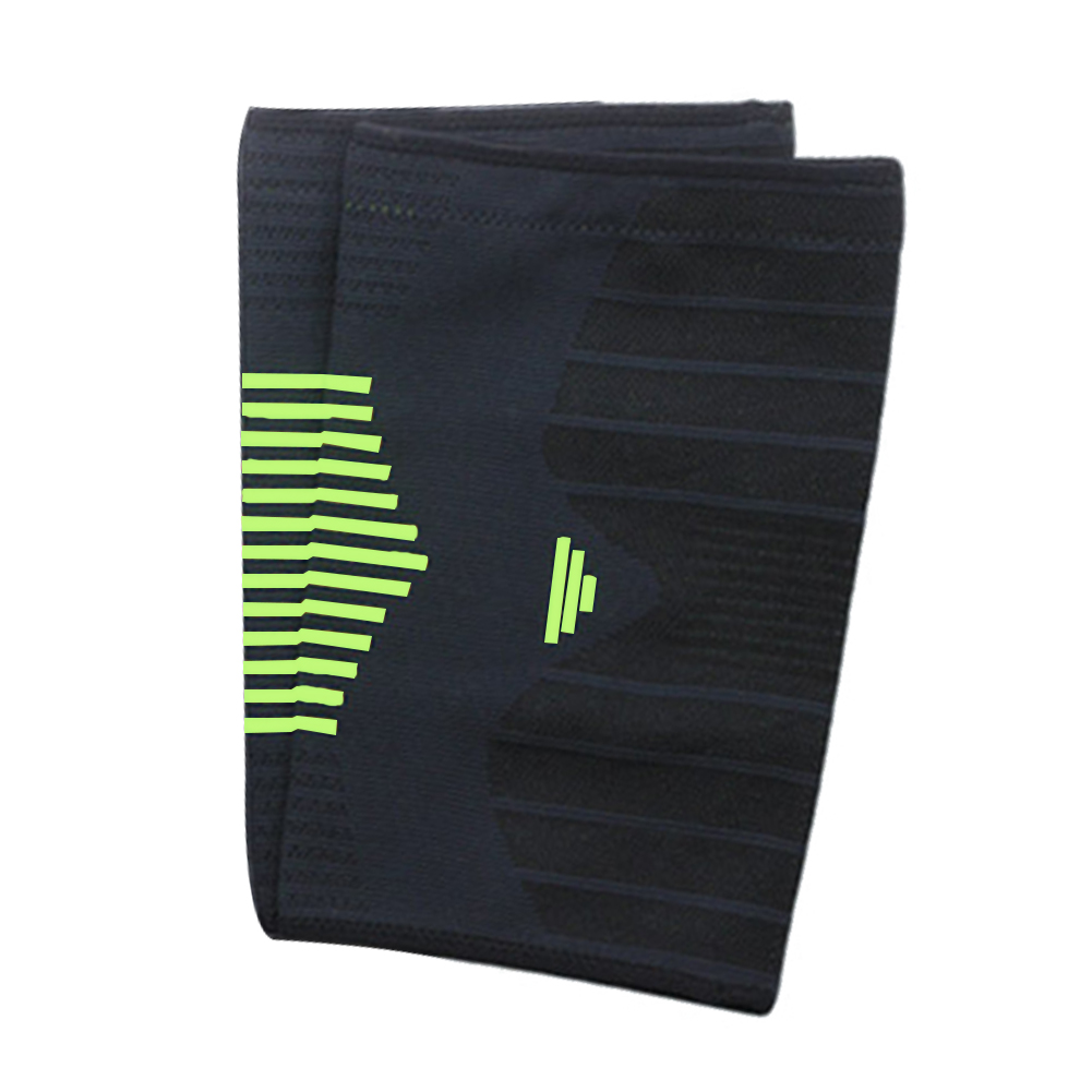 Arthritis Safety Sports Wear Protect Knees Anti Slip Accessories Support Football Elastic Adults Nylon Kneecap Outdoor Running