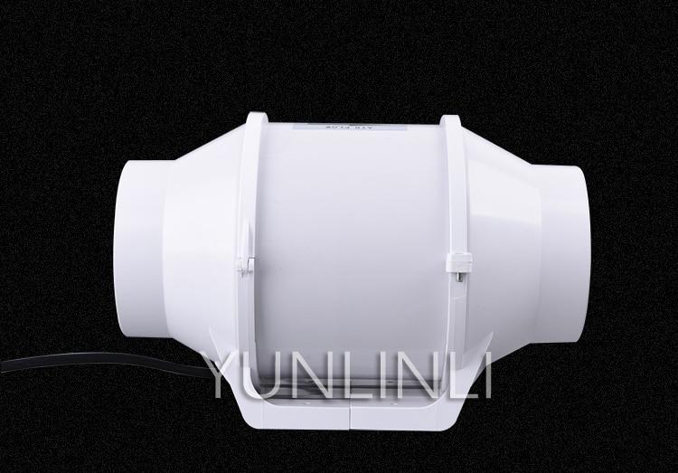 4 Inch Duct Fan Waterproof Ventilation Mini Blower Pipe Exhaust Ceiling Bathroom Extractor Fan HF 100S in Blowers from Tools