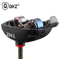 2015 New Arrival Original KZ ATE 3 5mm In Ear Earphones HIFI Metal Stereo Earphones Super
