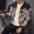 2016 Nova Moda Masculina Primavera Jaqueta Famosa Marca Mens Jaquetas e Casacos Casuais 5XL Mens Blusão Jaqueta Dos Homens de Grandes Dimensões