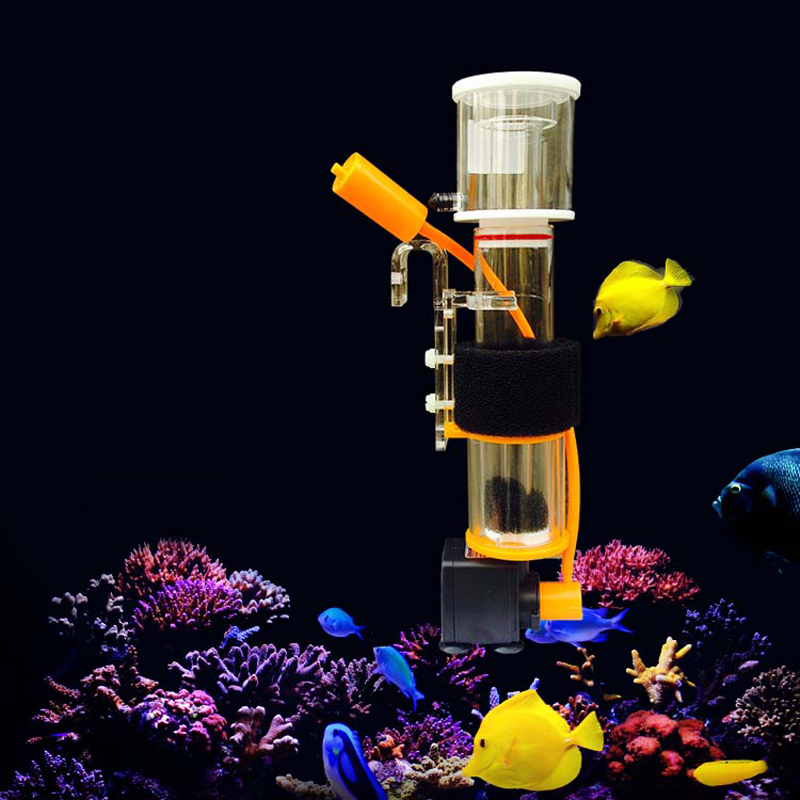 Red Star Marine Aquarium Fish Reef Coral Tank Hanging Style SQ50 SQ70 SQ90 Filter Protein Skimmer